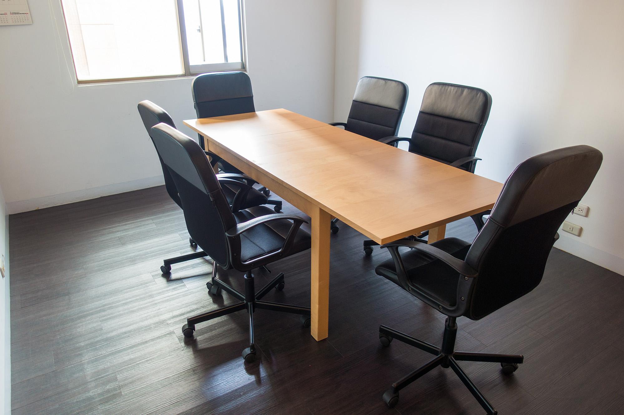 小型會議空間